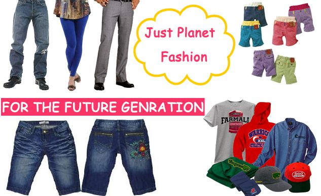Just Planet Fashion