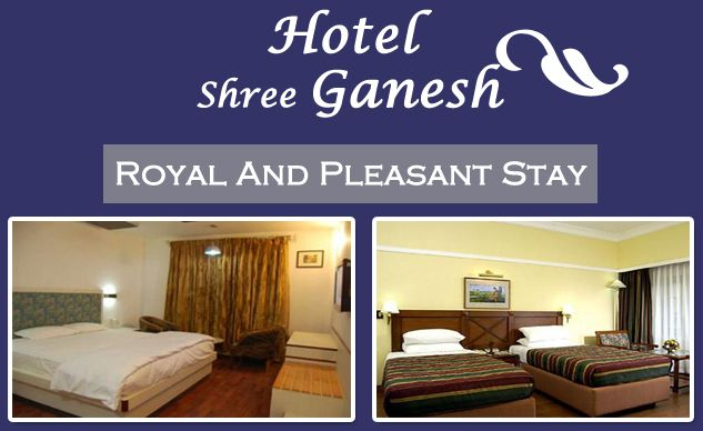 Hotel Shree Ganesh | Best Accommodation Services In Udaipur | Guest House in Udaipur