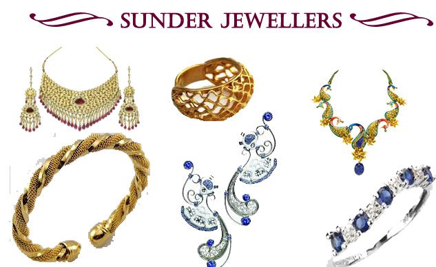 Sunder Jewellers | Best Gold Jewellery Showrooms Udaipur | Jewellery Shops in Udaipur