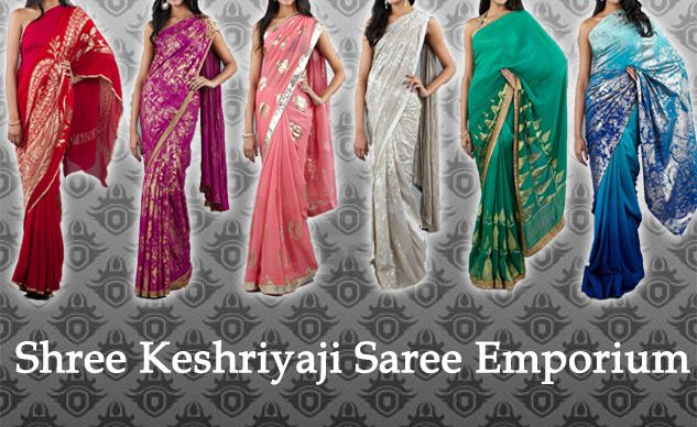 Shri Keshriyaji Saree Emporium | Best Fashion Clothing Stores In Udaipur | Best Cloth Shopping Markets in Udaipur | Best Boutiques in Udaipur