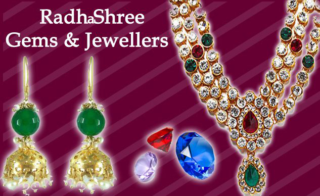 Radhashree Gems And Jewellers | Best Gold Jewellery Showrooms Udaipur | Jewellery Shops in Udaipur
