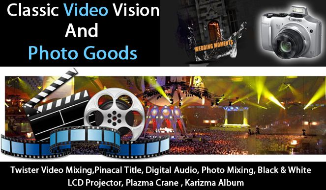 Classic Video Vision | Best Events Management Services in Udaipur