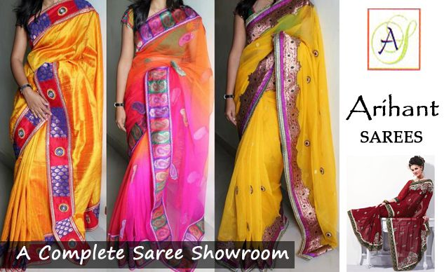 Arihant Sarees | Best Fashion Clothing Stores In Udaipur | Best Cloth Shopping Markets in Udaipur | Best Boutiques in Udaipur