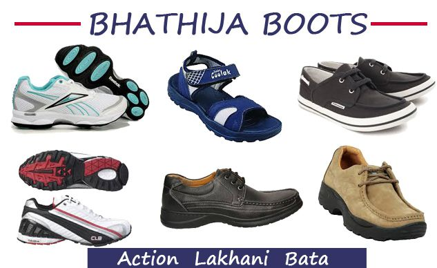 Bhatija Boots | Best Shoes and Footwear Shops in Udaipur