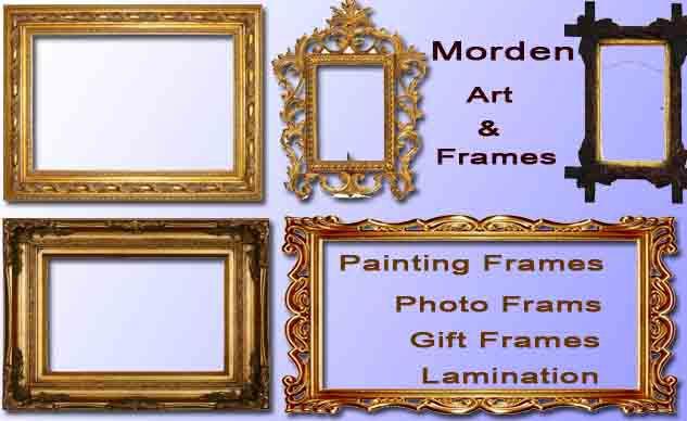 Modern Art & Frames | Best Art and craft Shops in Udaipur