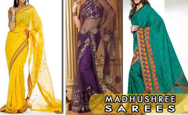 Madhushree Sarees | Best Fashion Clothing Stores in Udaipur