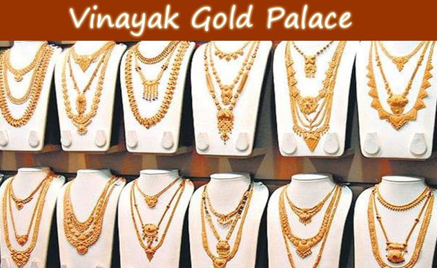Vinayak Gold Palace | Best Gold Jewellery Showrooms Udaipur | Jewellery Shops in Udaipur