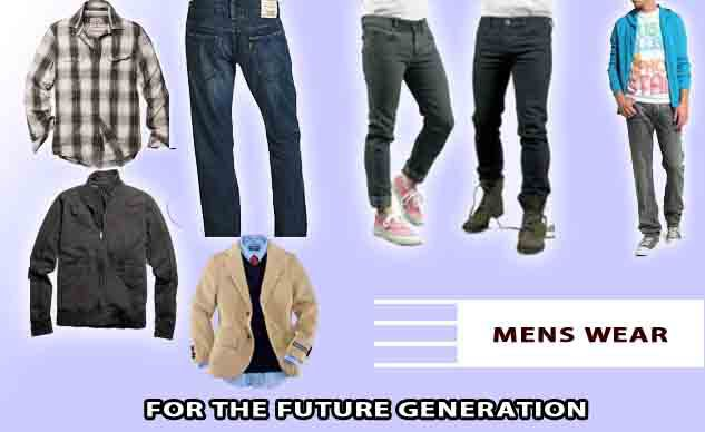 Oye Lucky Men's wear