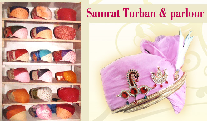 Samrat Turbans And parlour