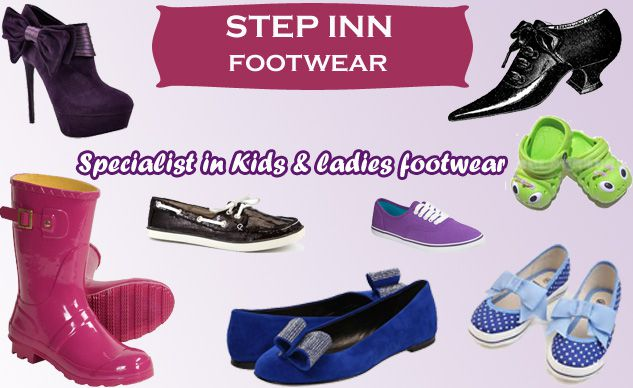 Step Inn Footwear | Best Shoe Shops in Udaipur | Footwear Dealers in Udaipur