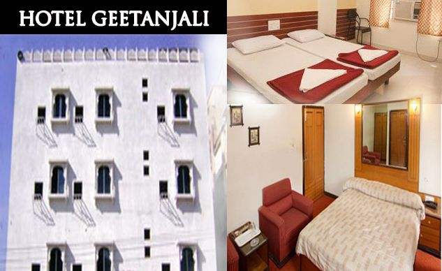 Hotel Geetanjali | Best Accommodation Services In Udaipur | Guest House in Udaipur