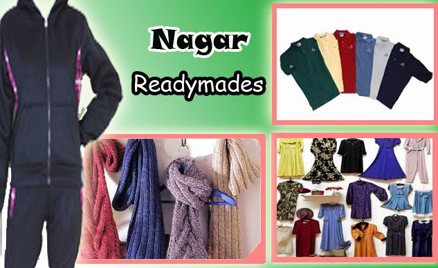 Nagar Readymade | Best Fashion Clothing Stores in Udaipur