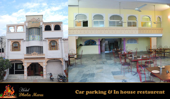 Hotel Dhola Maru | Best Accommodation Services In Udaipur | Guest House in Udaipur