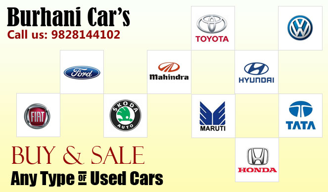 Burhani Cars | Best Automobile Dealers In Udaipur | Automobiles Service Centers Udaipur