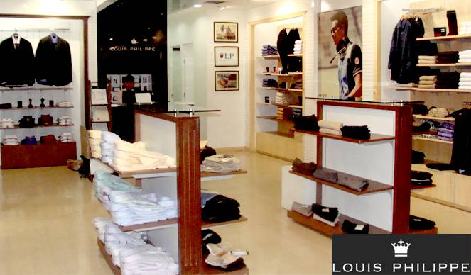 Louis Philippe | The Celebration Mall Udaipur | Best Shopping Destination in Udaipur | Best Mall in Udaipur