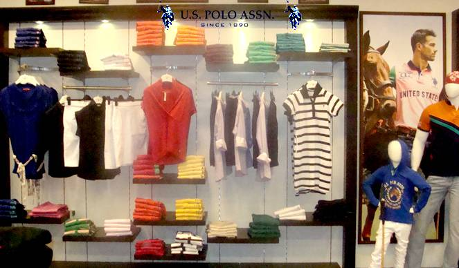 U S Polo Assn | The Celebration Mall Udaipur | Best Shopping Destination in Udaipur | Best Mall in Udaipur