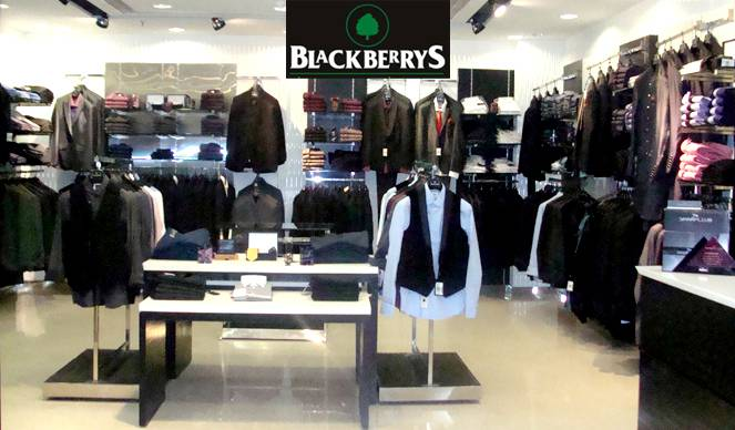 Blackberrys | The Celebration Mall Udaipur | Best Shopping Destination in Udaipur | Best Mall in Udaipur