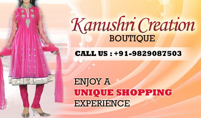 Kanushri Creation | Best Fashion Clothing Stores In Udaipur | Best Cloth Shopping Markets in Udaipur | Best Boutiques in Udaipur