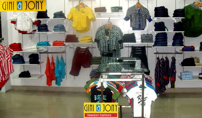 Gini & Jony | The Celebration Mall Udaipur | Best Shopping Destination in Udaipur | Best Mall in Udaipur