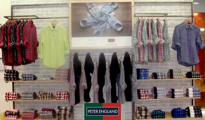 Peter England | Celebration Mall Udaipur | Best Shopping Destination in Udaipur | Best Mall in Udaipur