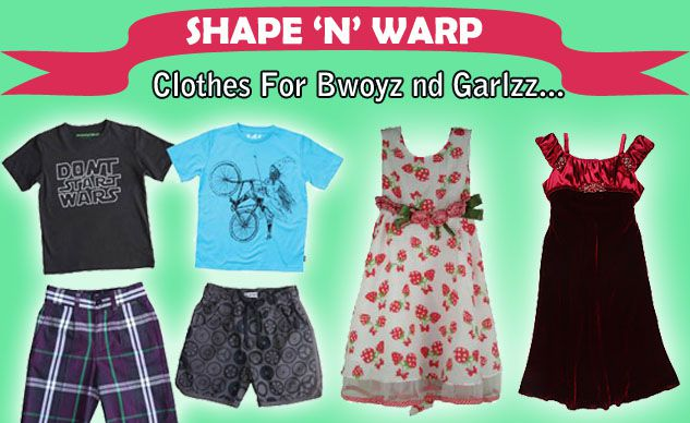 Shape 'N' Warp | Best Fashion Clothing Stores in Udaipur