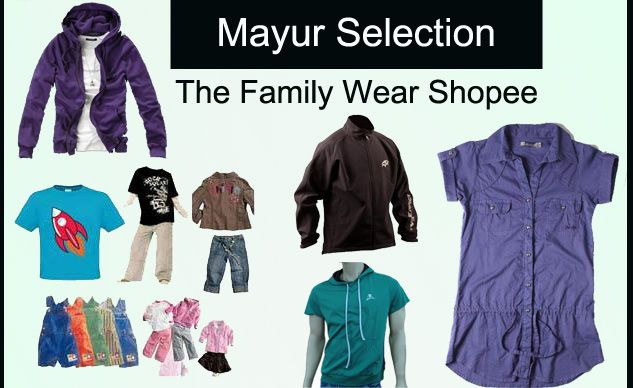 Mayur Selection | Best Fashion Clothing Stores in Udaipur