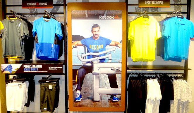 Reebok | Celebration Mall Udaipur | Best Shopping Destination in Udaipur | Best Mall in Udaipur