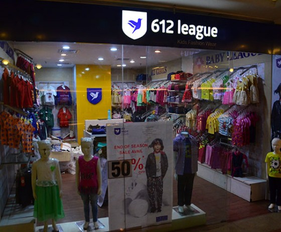 612 League | The Celebration Mall Udaipur | Best Shopping Destination in Udaipur | Best Mall in Udaipur