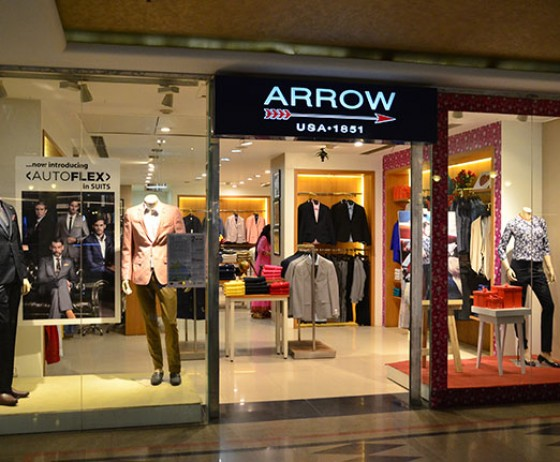 Arrow | Celebration Mall Udaipur | Best Shopping Destination in Udaipur | Best Mall in Udaipur
