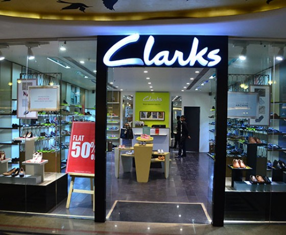 Clarks | The Celebration Mall Udaipur | Best Shopping Destination in Udaipur | Best Mall in Udaipur
