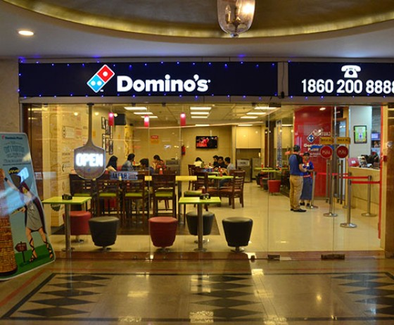 Domino's Pizza | The Celebration Mall Udaipur | Best Shopping Destination in Udaipur | Best Mall in Udaipur
