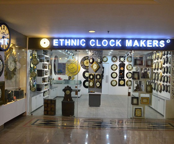 Ethnic Clock Makers | The Celebration Mall Udaipur | Best Shopping Destination in Udaipur | Best Mall in Udaipur