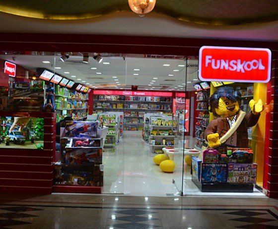 Funskool | The Celebration Mall Udaipur | Best Shopping Destination in Udaipur | Best Mall in Udaipur