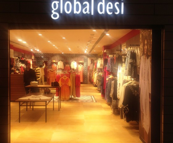 Global Desi | The Celebration Mall Udaipur | Best Shopping Destination in Udaipur | Best Mall in Udaipur