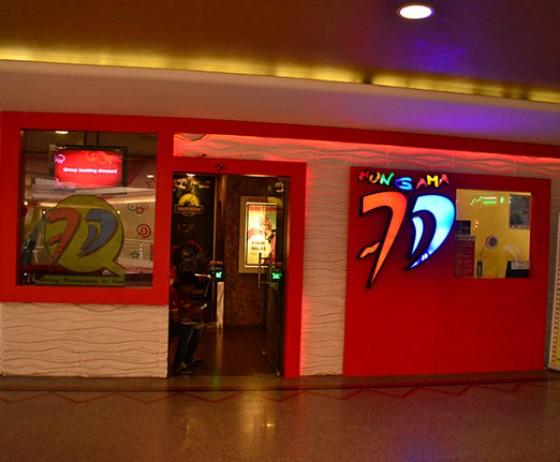 Hungama 7D Cinema