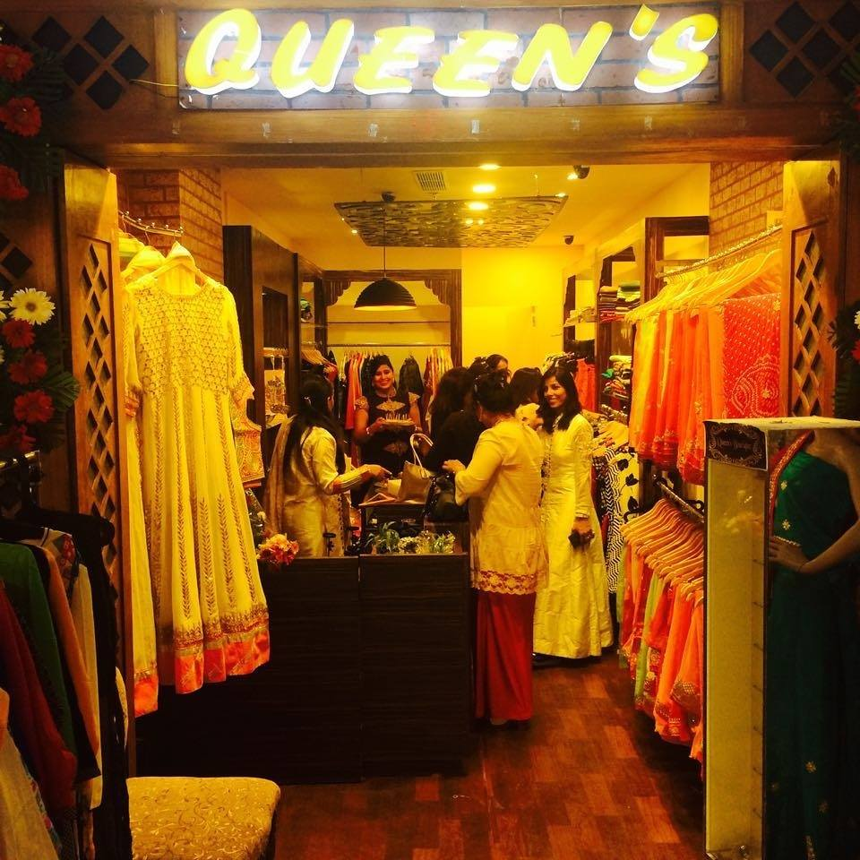 Queen's Boutique | The Celebration Mall Udaipur | Best Shopping Destination in Udaipur | Best Mall in Udaipur