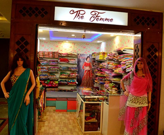 The Femme | The Celebration Mall Udaipur | Best Shopping Destination in Udaipur | Best Mall in Udaipur