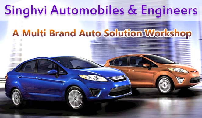 Singhvi Automobile | Best Automobiles Dealers and Service Center in Udaipur