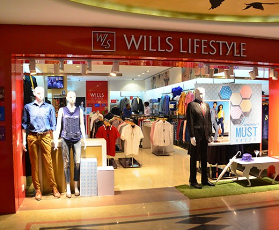 Wills Lifestyle | The Celebration Mall Udaipur | Best Shopping Destination in Udaipur | Best Mall in Udaipur