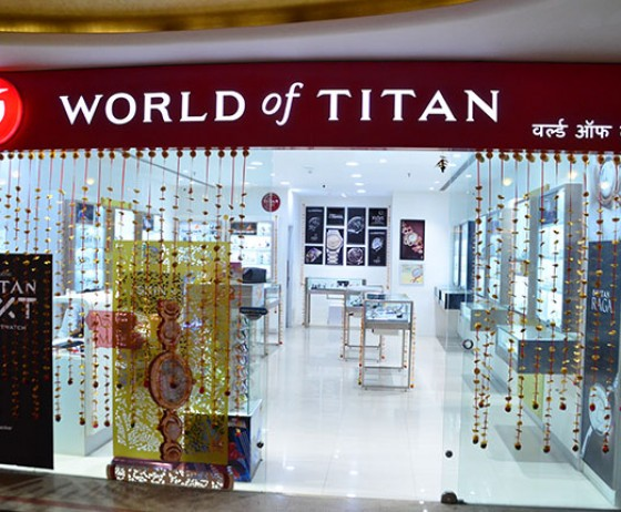 World of Titan | The Celebration Mall Udaipur | Best Shopping Destination in Udaipur | Best Mall in Udaipur