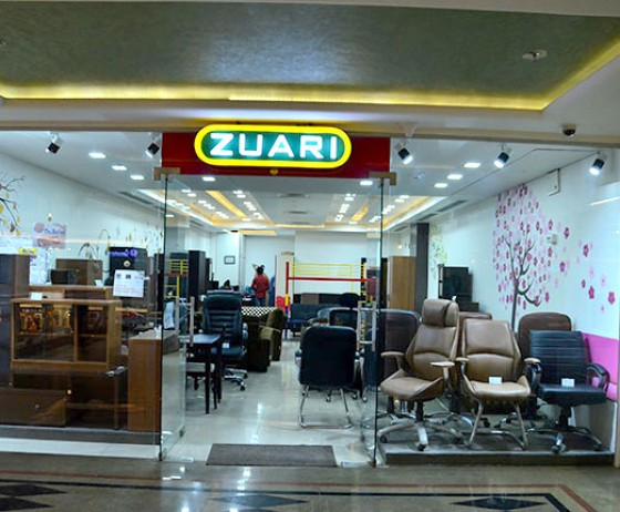 Zuari Furniture | The Celebration Mall Udaipur | Best Shopping Destination in Udaipur | Best Mall in Udaipur