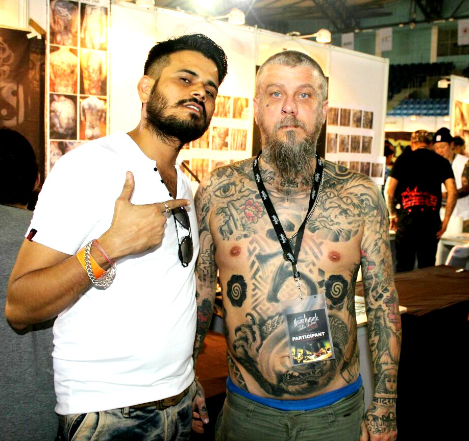 INK RIDER TATTOO STUDIO | Best Art and craft Shops in Udaipur