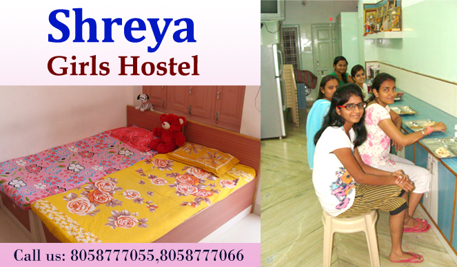 Shreya Girls Hostel | Best Hostels in Udaipur | Best Paying Guest, PG facility In Udaipur
