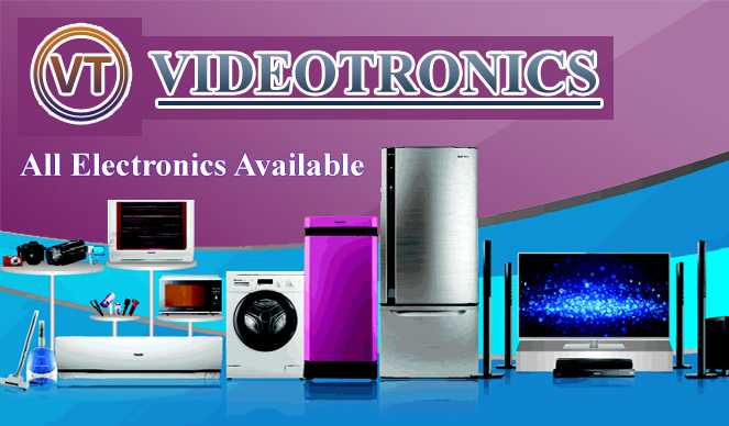 Videotronics | Best Electronics Shops and Service Center in Udaipur