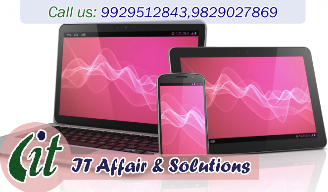 IT Affair And Solutions | Best Computer Dealers and Services in Udaipur
