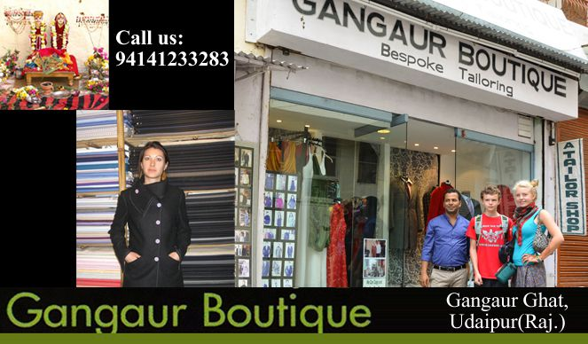 Gangaur Boutique | Best Fashion Clothing Stores in Udaipur