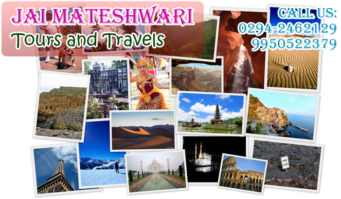 Jai Mateshwari Tours And Travels | Best Tours and Travels Services in Udaipur