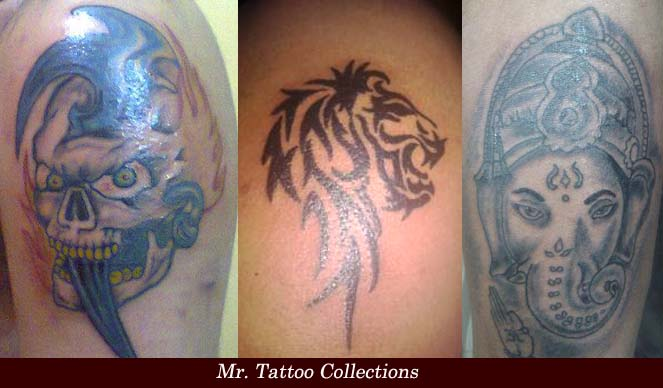 MR. Tattoo | Best Art and craft Shops in Udaipur