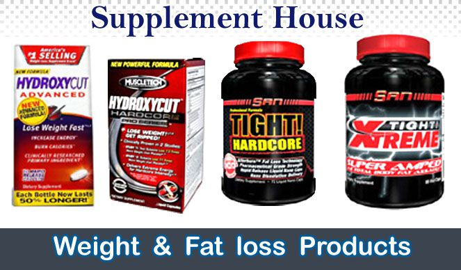 Supplement House