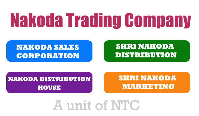 Nakoda Trading Company | Best General Stores in Udaipur | Best Departmental Stores in Udaipur